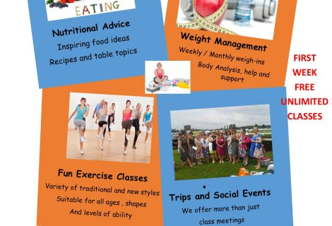 Click here for a quick glance at our current classes